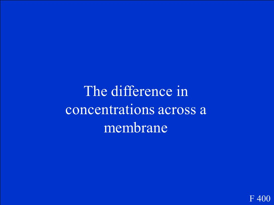 The types of compounds that make up the cell membrane F 300