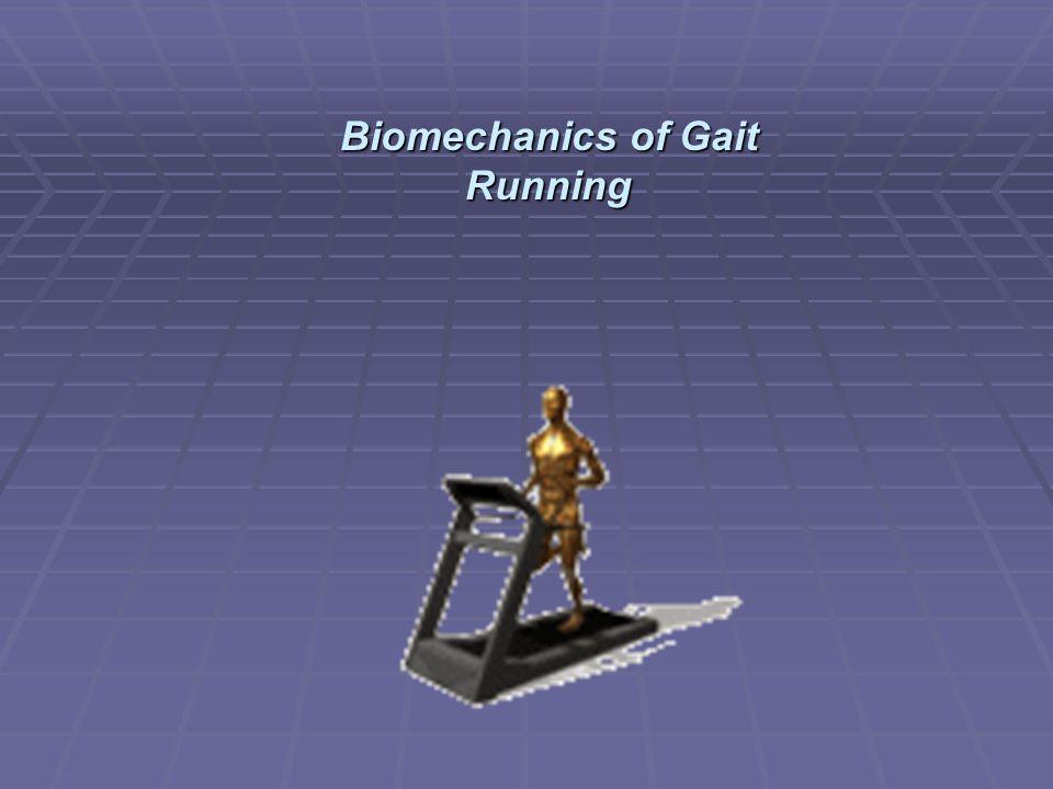 Biomechanics of Gait Running