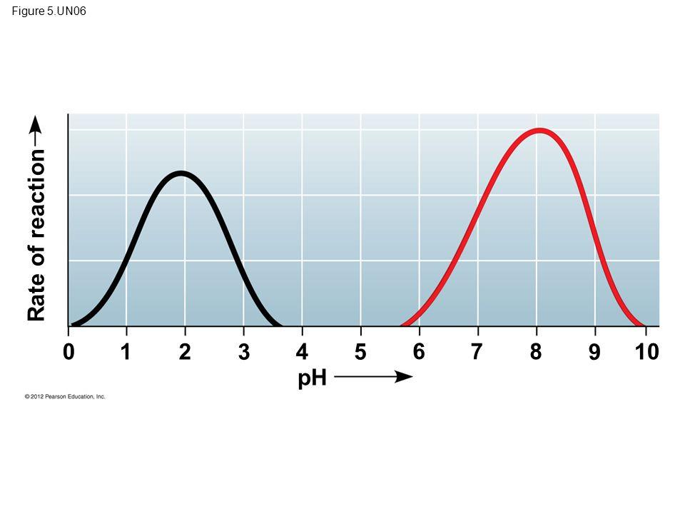 Figure 5.UN06 pH Rate of reaction 10 9 87 6 54 3 21 0