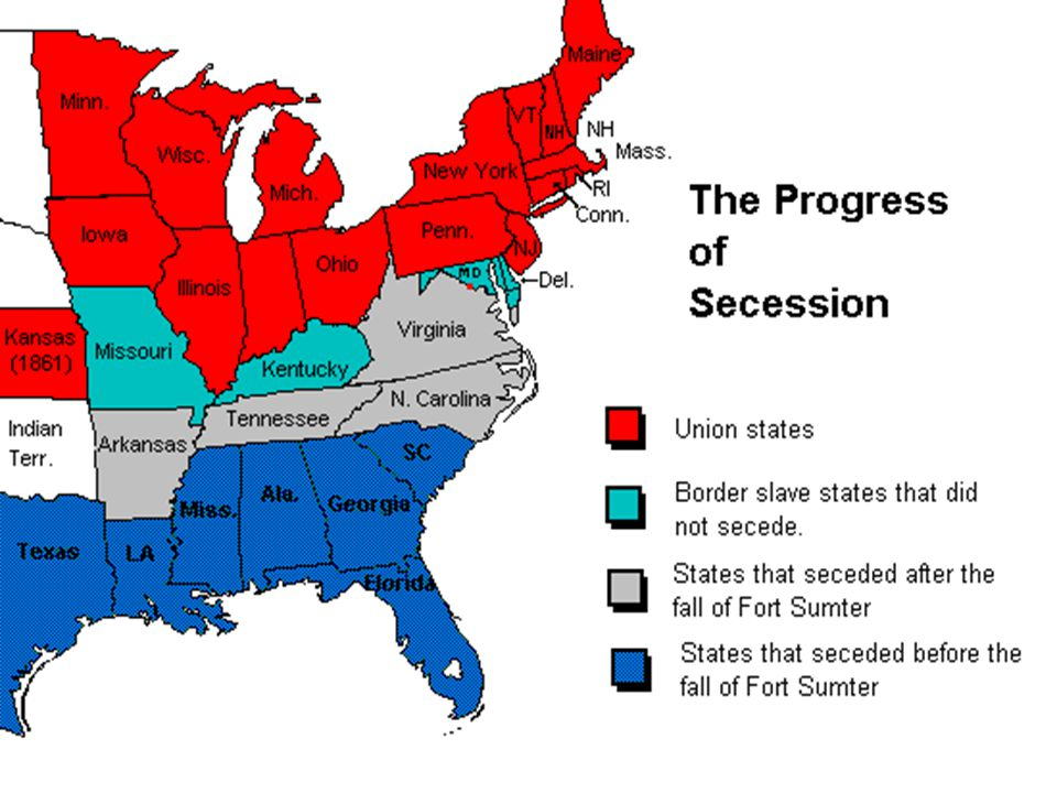 Fort Sumter Read page 511 (red text) or 358 (green text) 465 (blue text) and summarize the events of April 12, 1861.