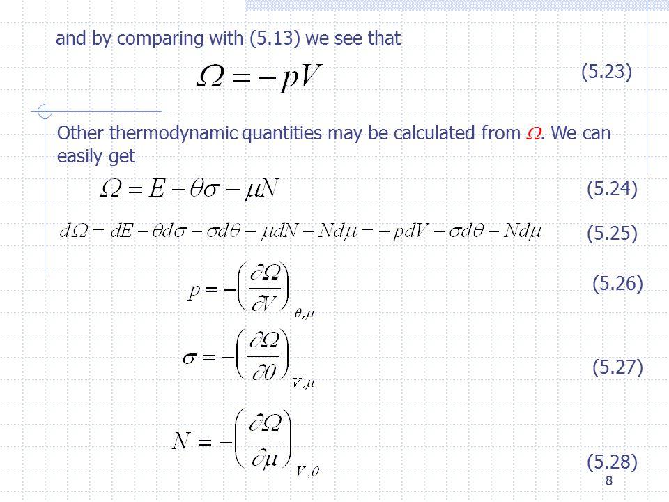 19 Bose-Einstein Distribution