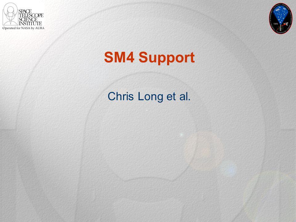 SM4 Support Chris Long et al.