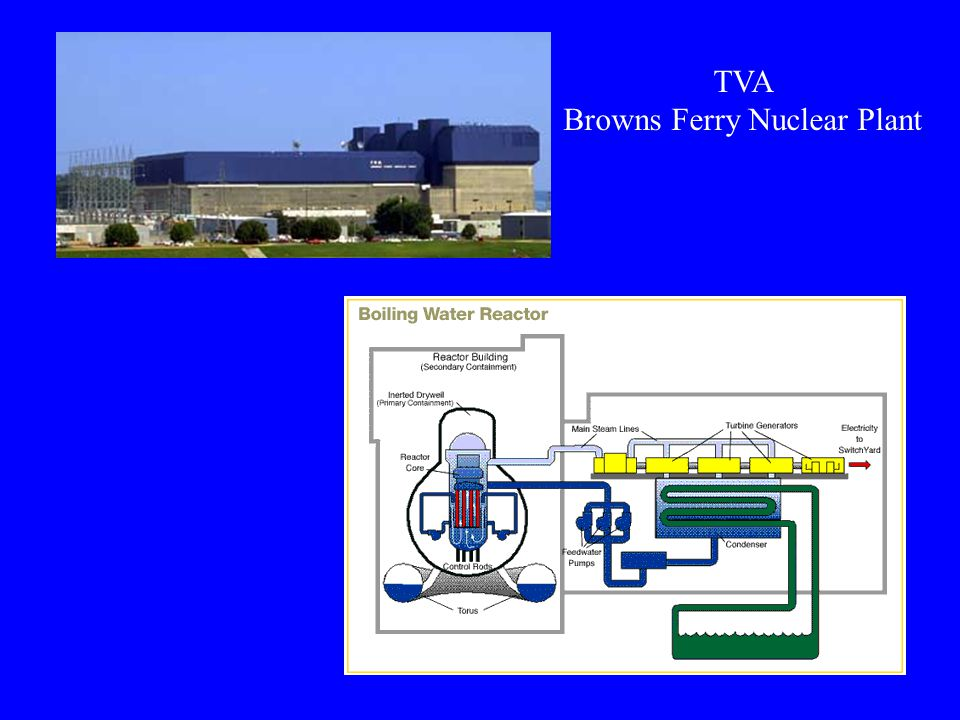 TVA Browns Ferry Nuclear Plant
