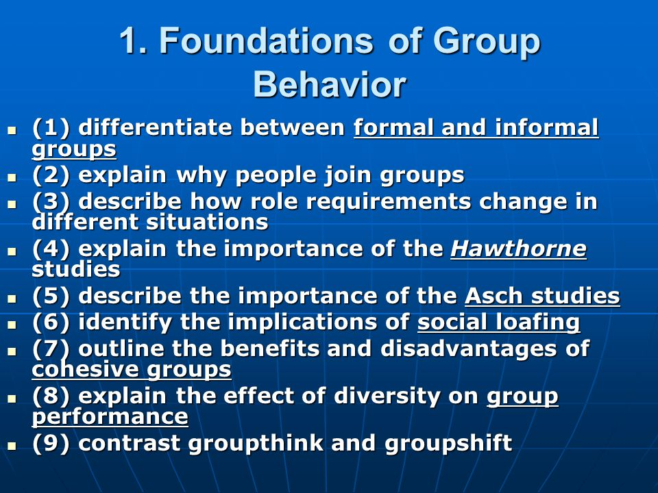 1.2.7 group decision making 1.2.7 group decision making Two heads are better than one.