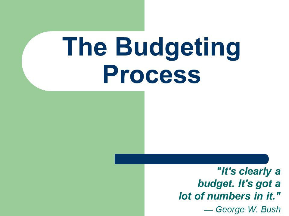The budgeting timeline Different libraries use different timelines.