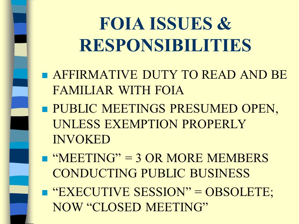 FOIA § 2.2-3700. Short title; policy.