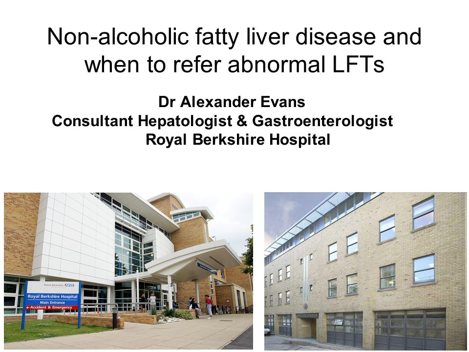 NAFLD - The Problem.Prevalence of abnormal LFTs in primary care is between 6 and 20%.