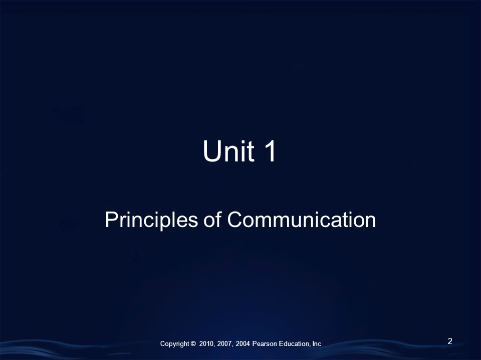 Copyright © 2010, 2007, 2004 Pearson Education, Inc Information Processing Barriers Processing Rate –People speak 125 words per minute –We process 600 to 800 Information Overload –Communication triage 13