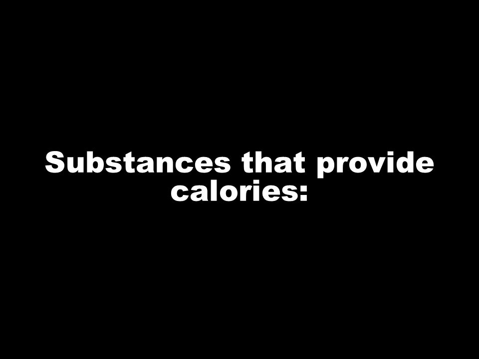 Energy density is the number of calories (energy) in a specific amount of food.