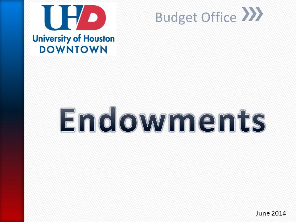 Budget Office June 2014