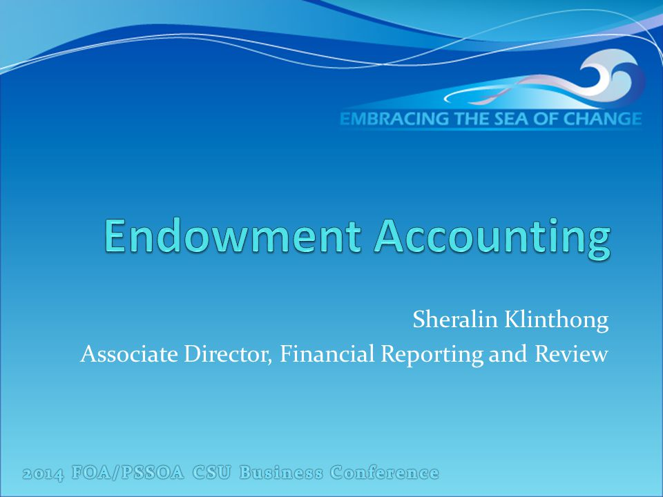 Sheralin Klinthong Associate Director, Financial Reporting and Review