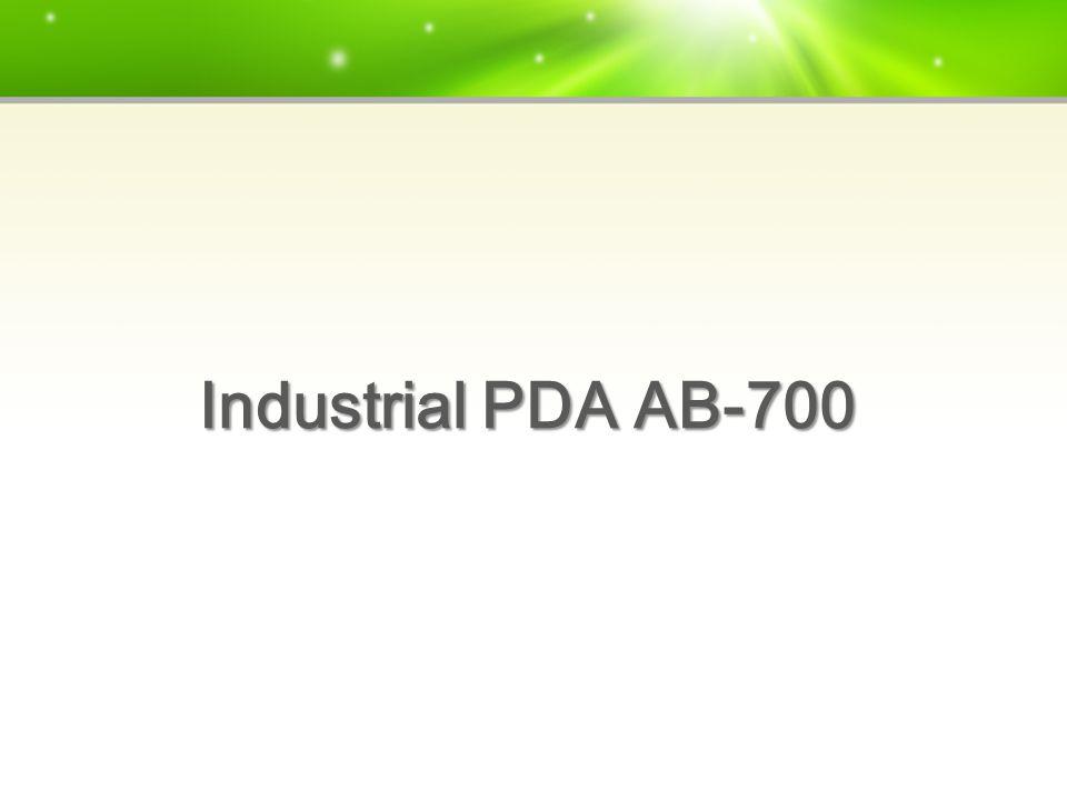 Industrial PDA AB-700