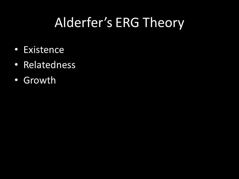 Criticisms of Motivation-Hygiene Theory The procedure that Herzberg used is limited by its methodology The reliability of Herzberg's methodology is qu