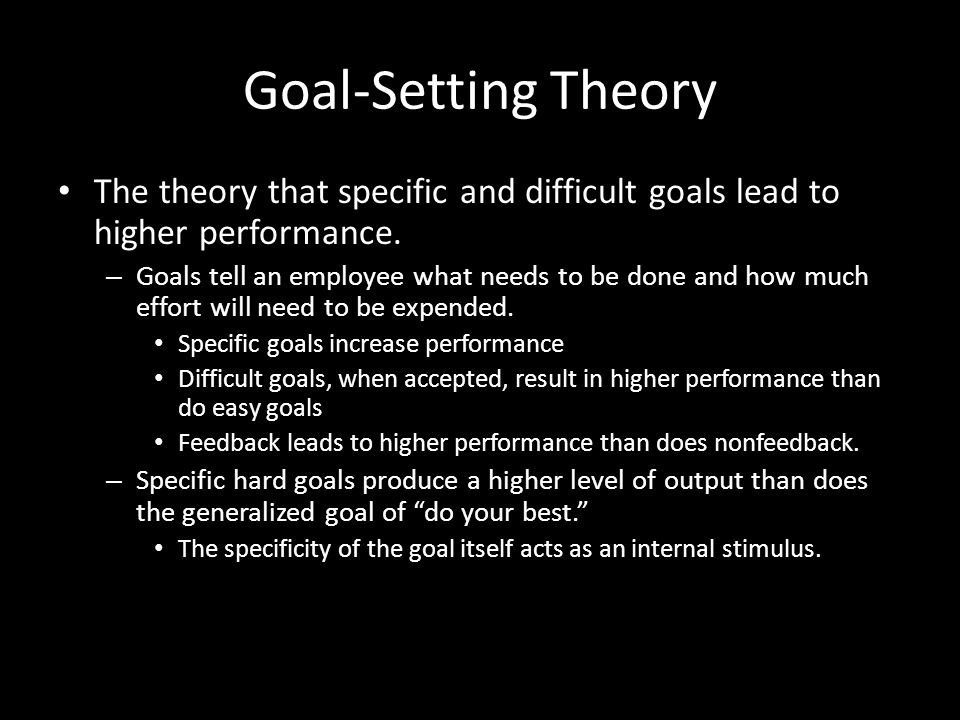 Exhibit 4-6 Steps to Increasing Motivation, Using Expectancy Theory Improving Expectancy Improve the ability of the individual to perform Make sure em