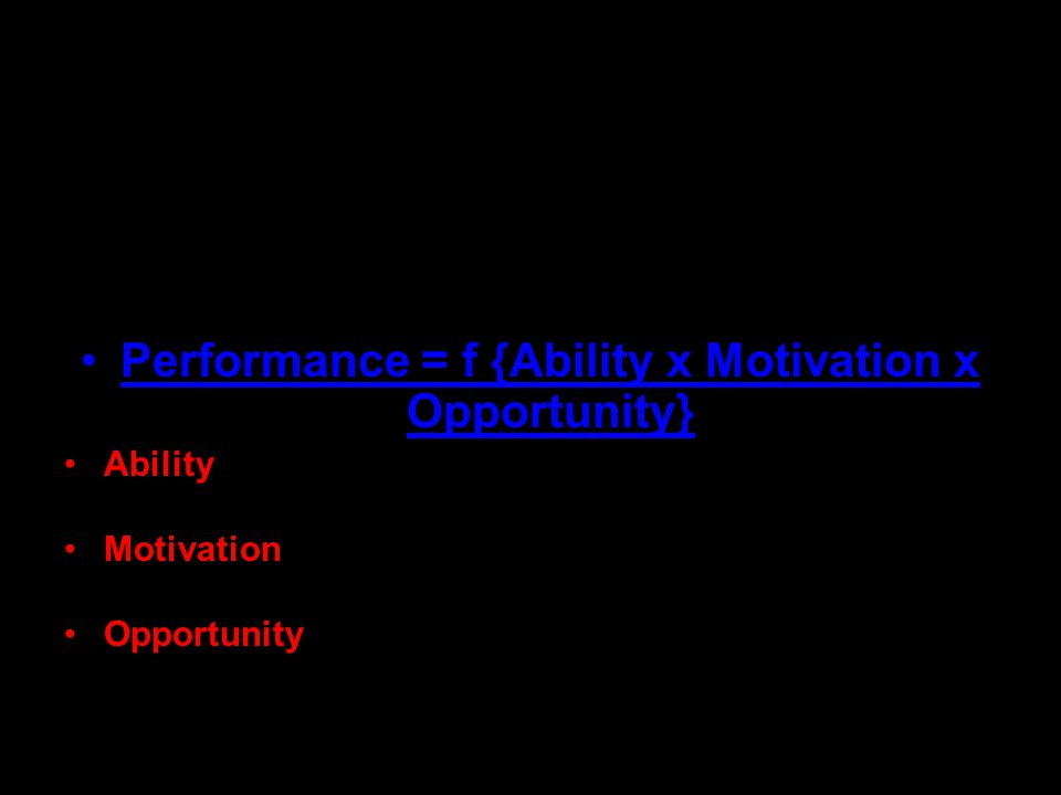 What is Motivation? The word 'motivation' comes from the Latin word meaning 'to move' External motivation: bonus, work conditions (getting the office