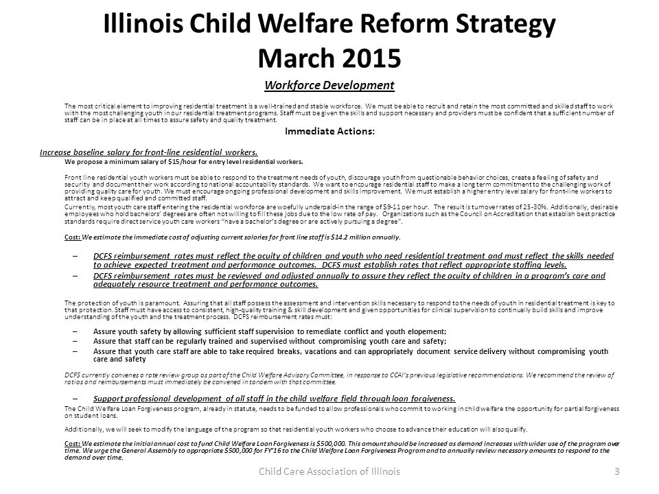 Current Older Youth/Young Adult Cases Child Care Association of Illinois14