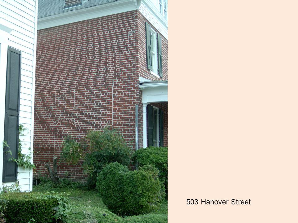503 Hanover Street