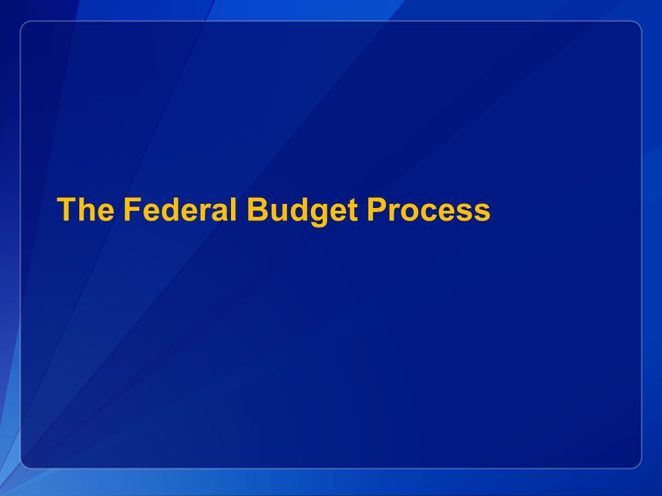 Federal Agency Budgets: The Bottom Line  Federal agencies  Create spend plans that adhere to Congressional intent and funding parameters  Use the intent and parameters to inform development and implementation of grants, cooperative agreements, and contracts  Grantees and contractors  Must adhere to the same intent, parameters, and limits (Congressional and additional parameters specified by the funding federal agency)  Must assure that any sub-grants or sub-contracts also adhere