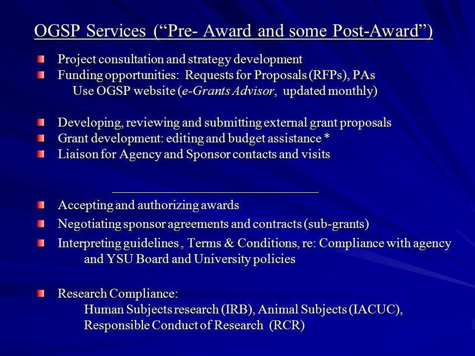 PI Roles and Responsibilities 1.