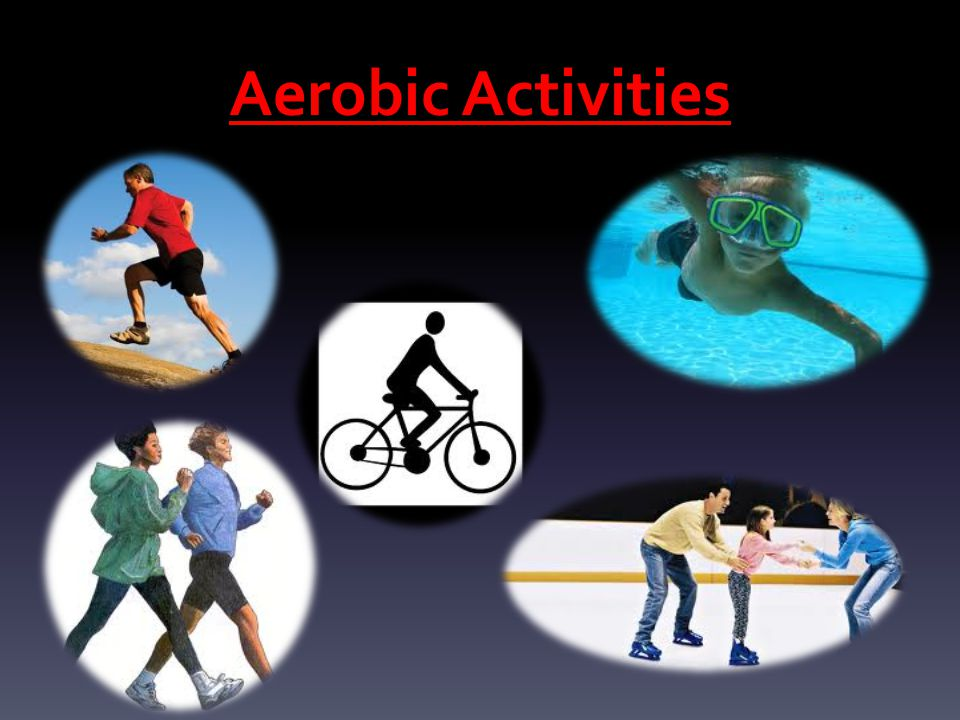 2.Anaerobic Exercise  High-intensity exercise  Bursts of energy that are not sustained.