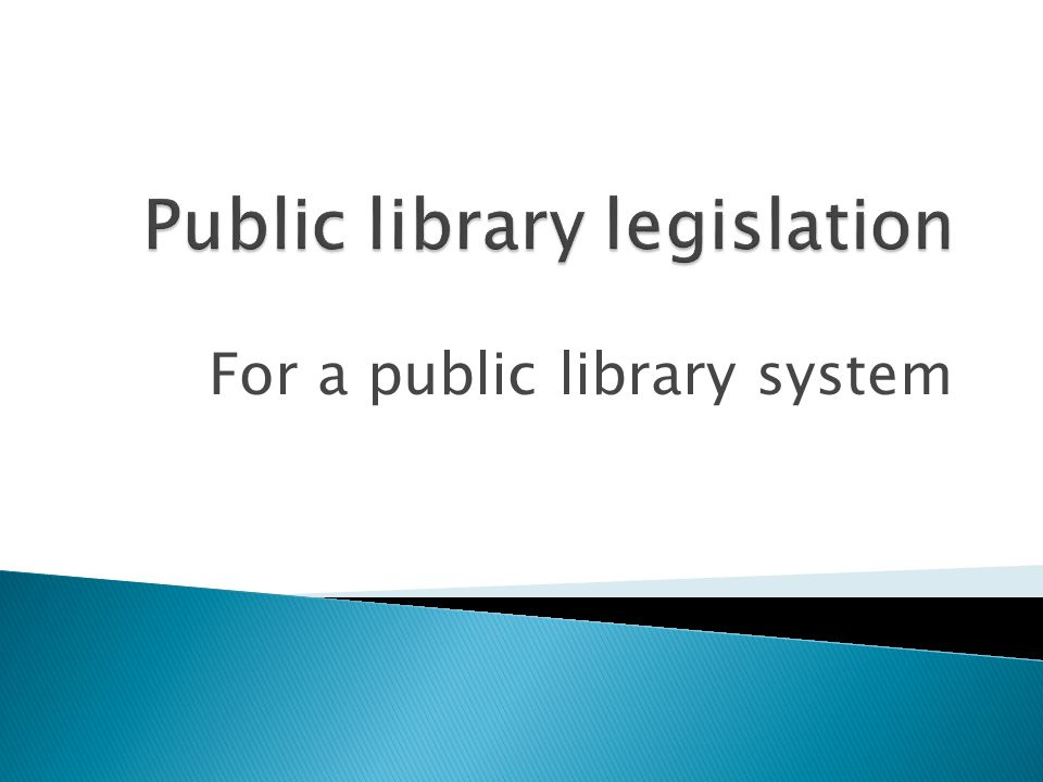  The public library, the local gateway to knowledge, provides a basic condition for lifelong learning, independent decision- making and cultural development of the individual and social groups.