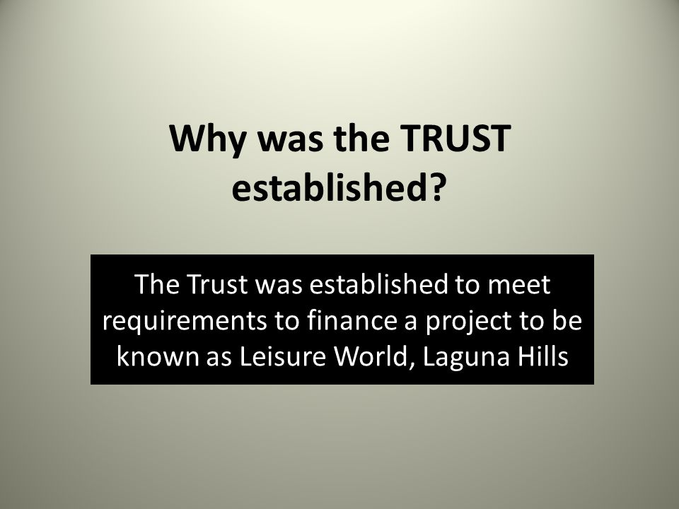 Termination of the Trust The Trust may be terminated at any time by the written election, delivered to Trustee, of all the Beneficiaries of the Trust.