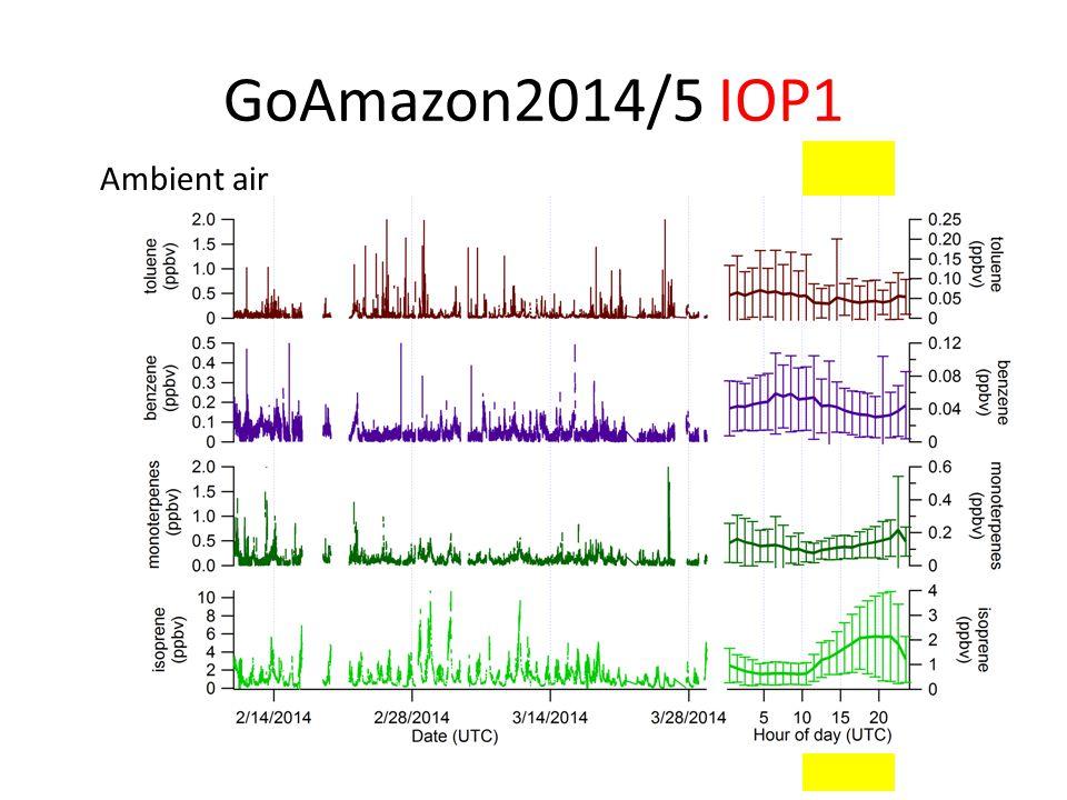 GoAmazon2014/5 IOP1 Ambient air