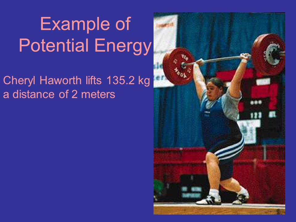 Power The rate of doing work or expending energy P = Energy/Time Rock climbers gain a lot of potential energy but do so slowly, at low power