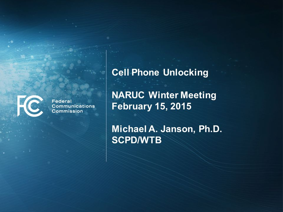 What is Cell Phone Unlocking.