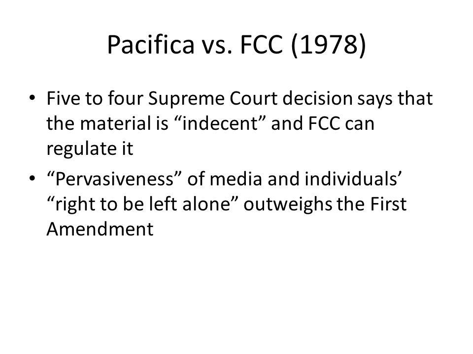Pacifica vs.