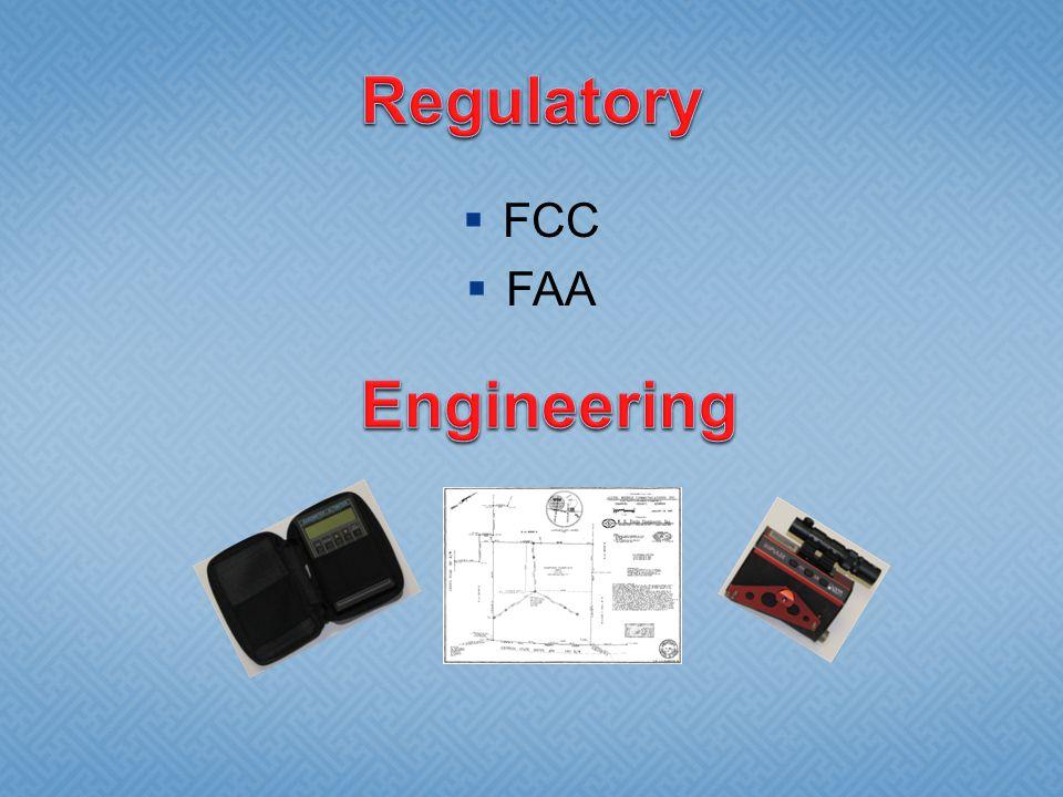  FCC  FAA