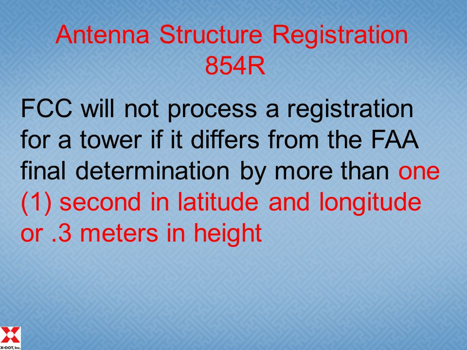 FAA Form 7460-1 Notice of Proposed Construction or Alteration instructions states: latitude and longitude must be geographic coordinates, accurate to within the nearest second or the nearest hundredth of a second if known….