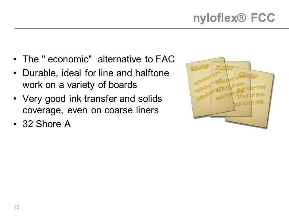 13 nyloflex® FCC The