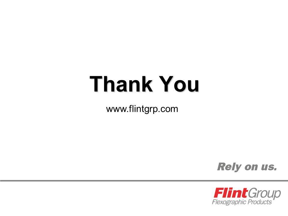 Thank You www.flintgrp.com