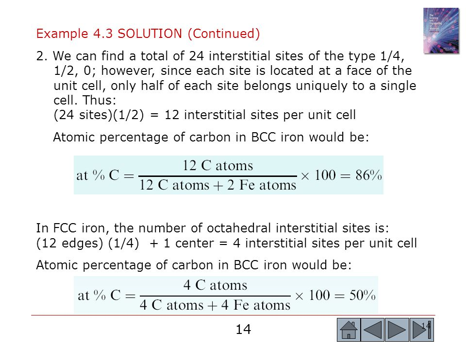 14 Example 4.3 SOLUTION (Continued) 2.