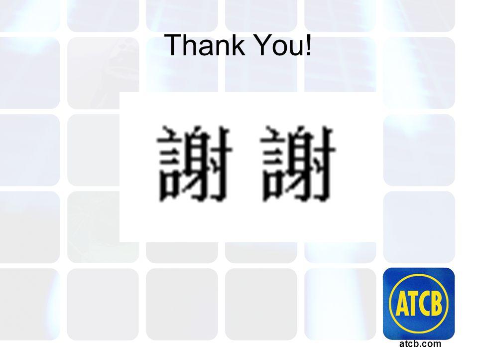 atcb.com Thank You!