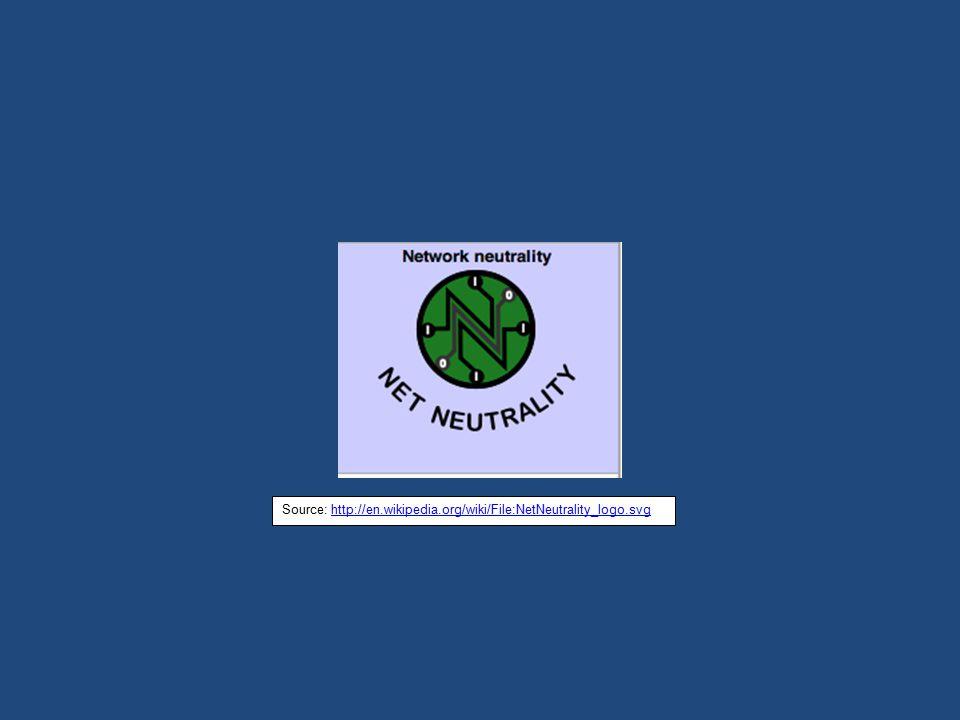 Source: http://en.wikipedia.org/wiki/File:NetNeutrality_logo.svghttp://en.wikipedia.org/wiki/File:NetNeutrality_logo.svg