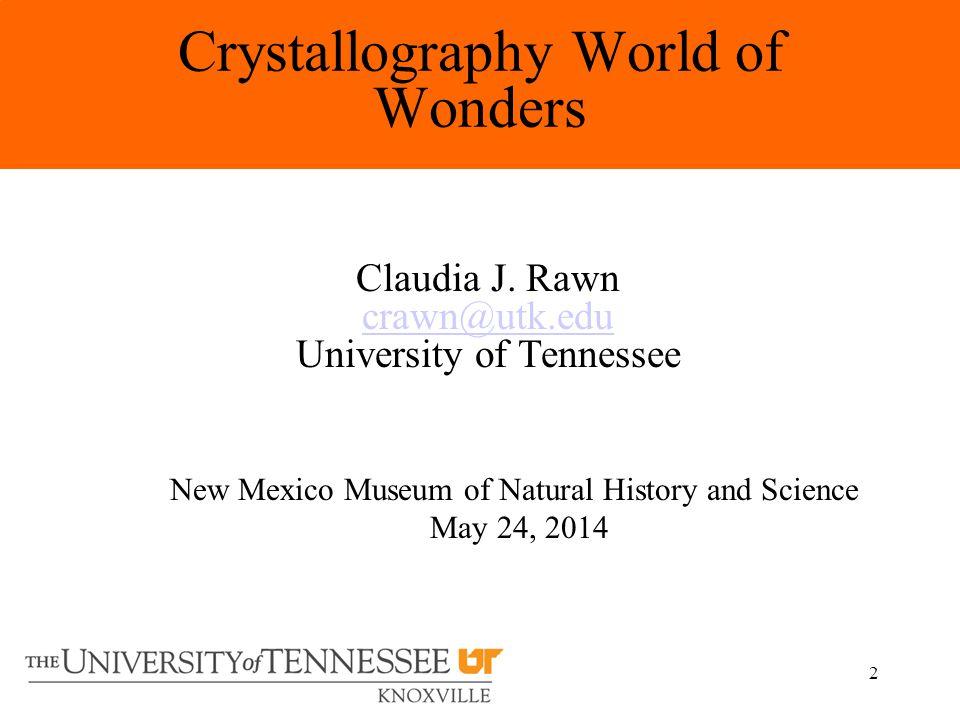 2 Claudia J.