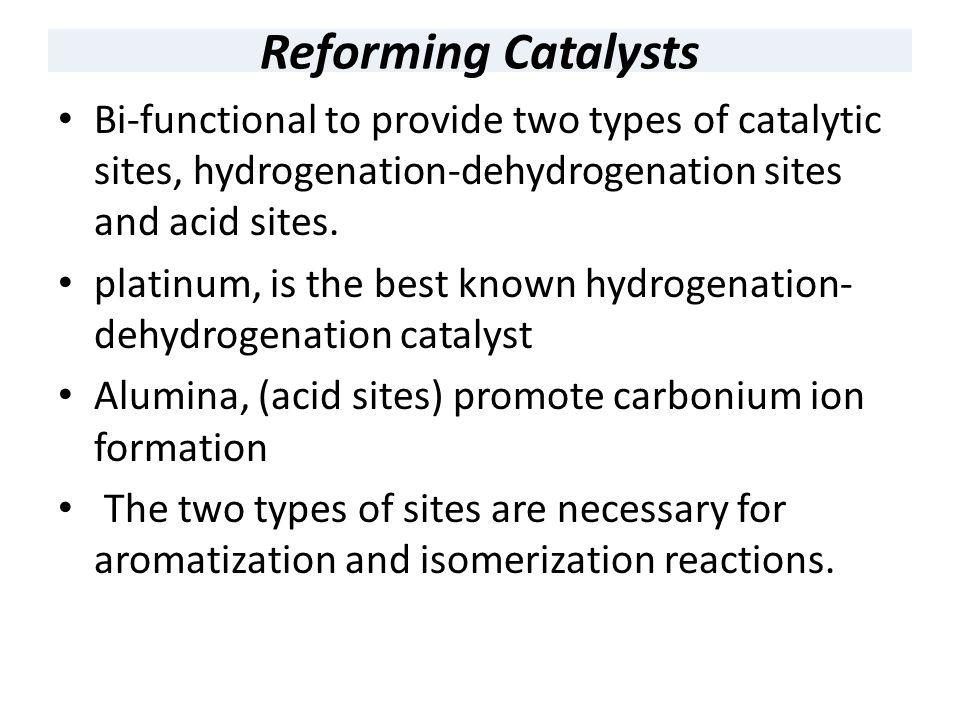 Aromatization Reactions Dehydrocyclization reaction.