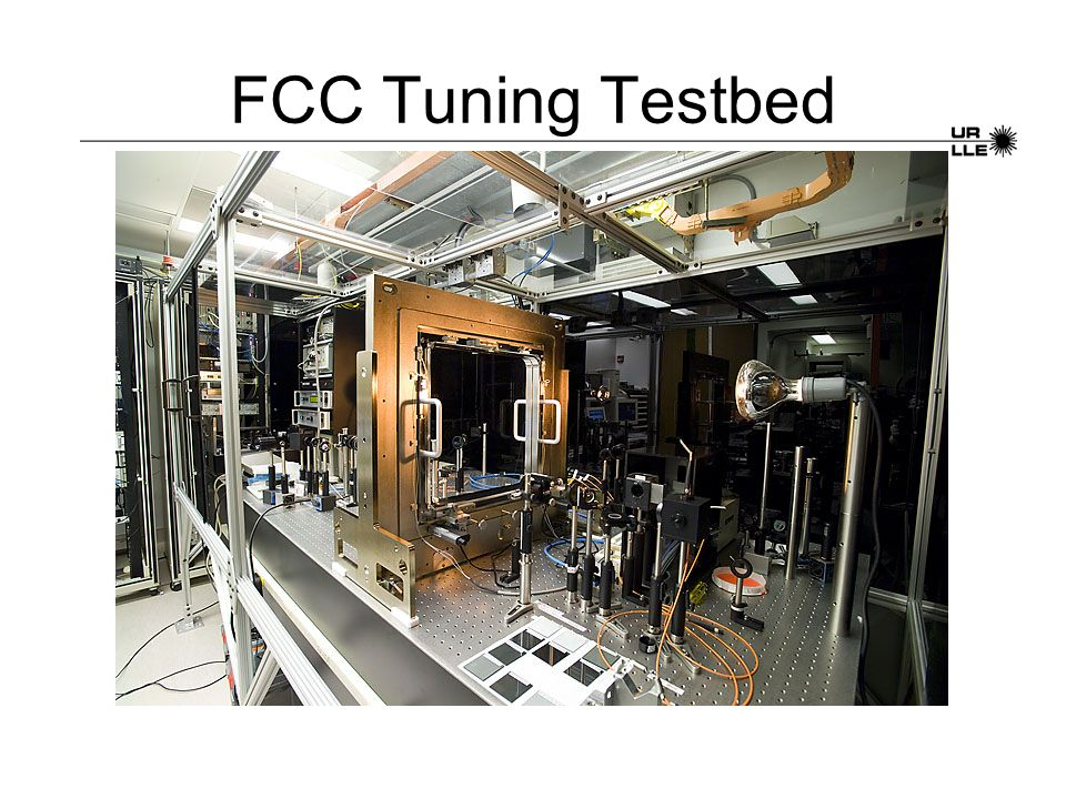 FCC Tuning Testbed