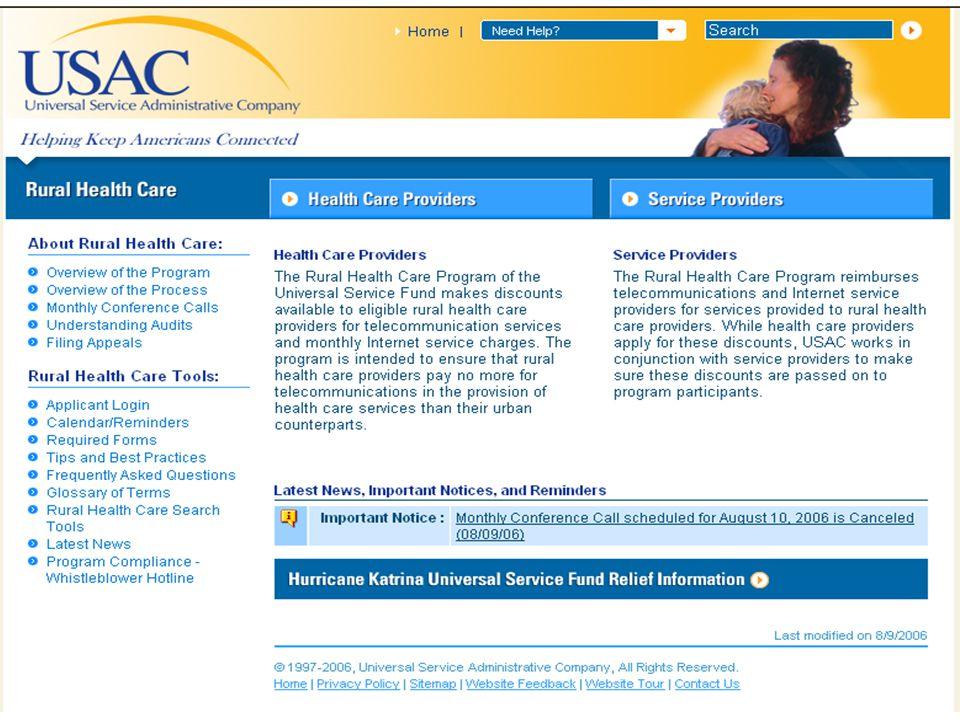 www.usac.org 12