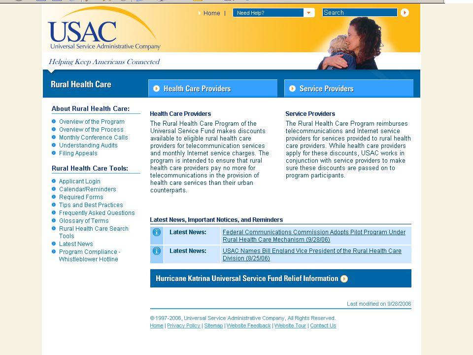 www.usac.org 14