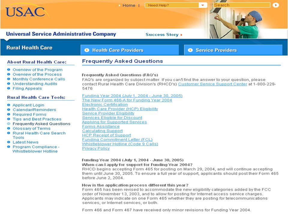 www.usac.org 15