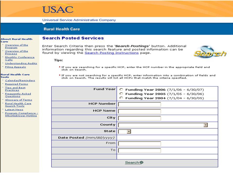 www.usac.org 21