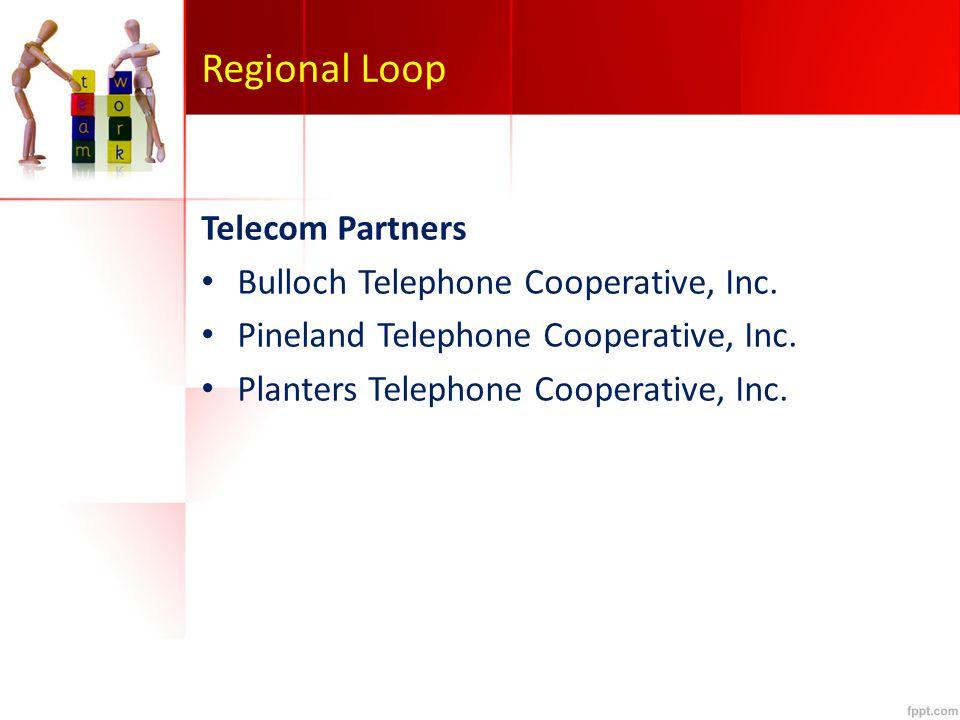 Regional Loop Telecom Partners Bulloch Telephone Cooperative, Inc.
