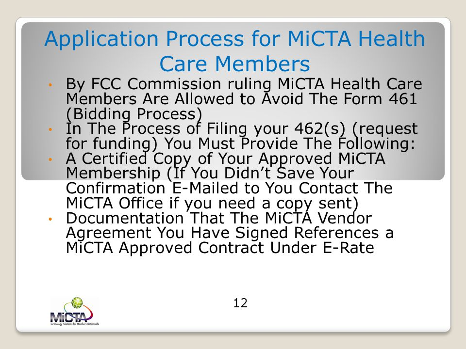 Skilled Nursing Facilities Pilot Program Test relative to how to support broadband connections for skilled nursing facilities Pilot will begin in 2014