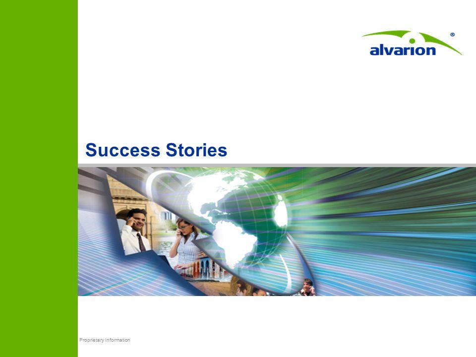 Proprietary Information Success Stories