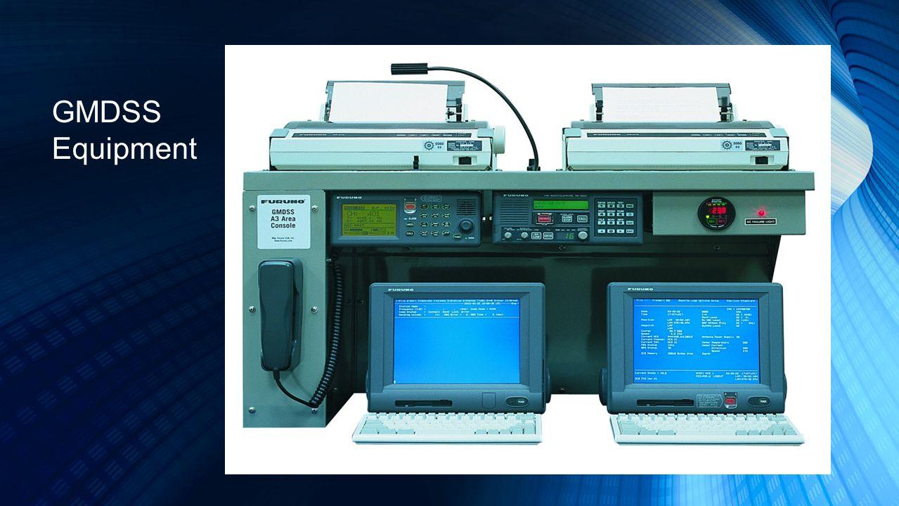 GMDSS Equipment