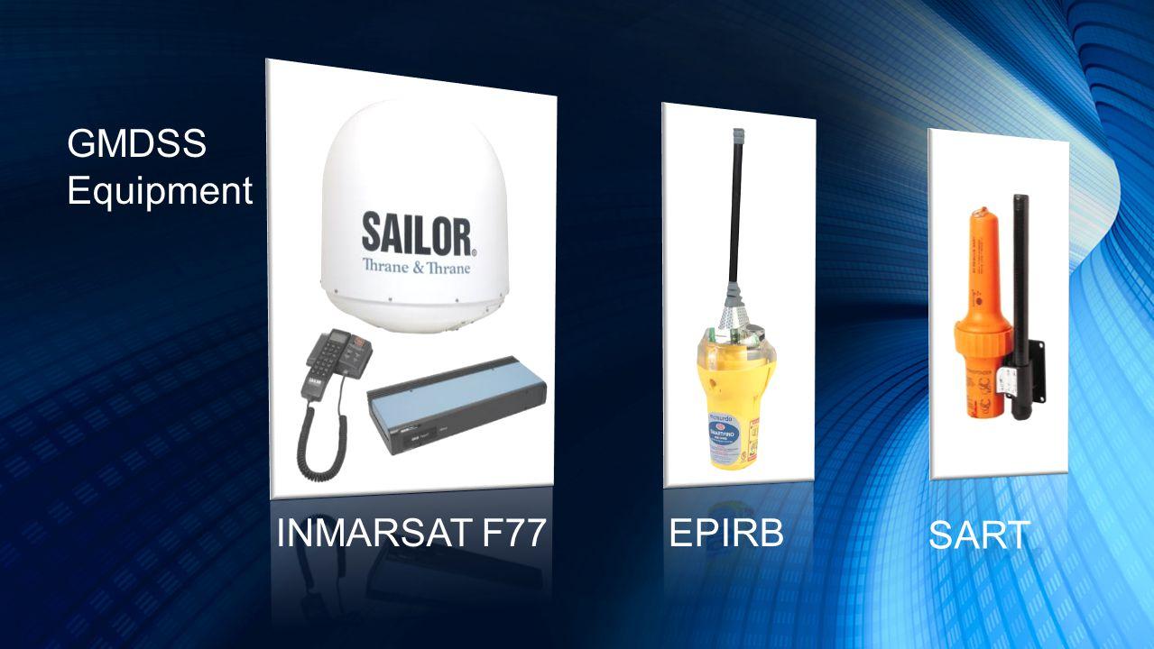 INMARSAT F77EPIRB SART GMDSS Equipment