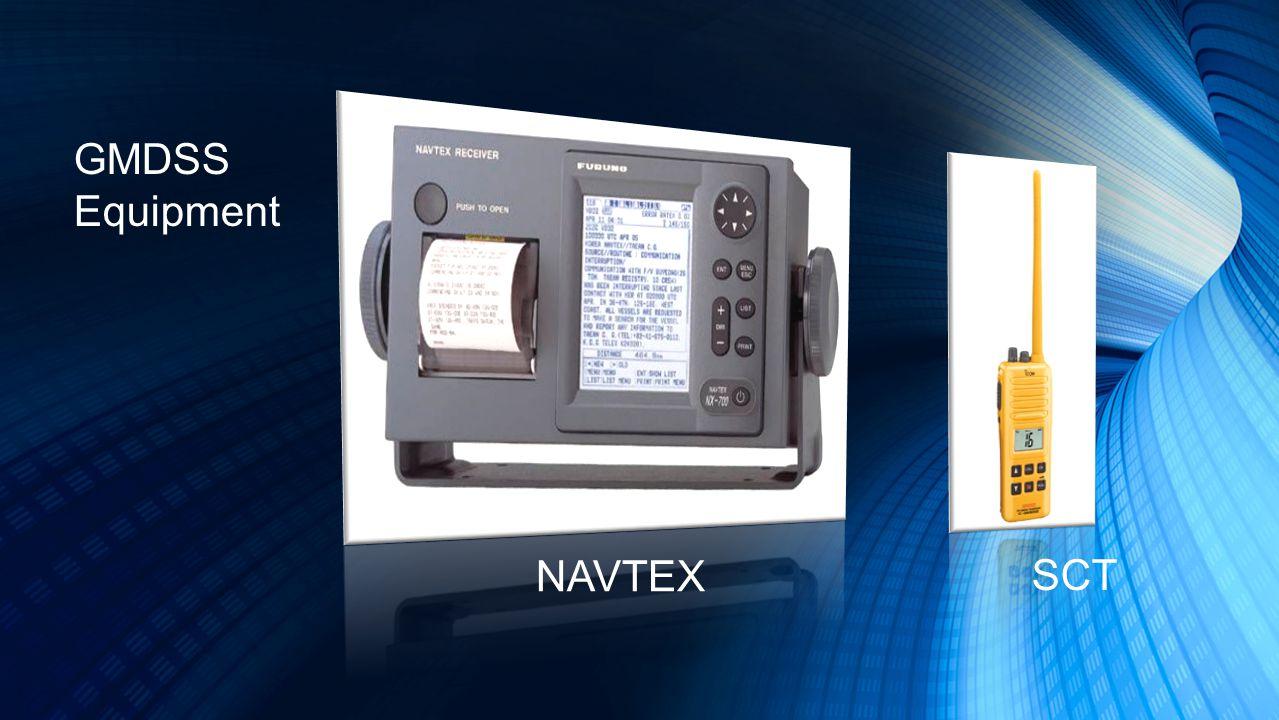 NAVTEX SCT GMDSS Equipment
